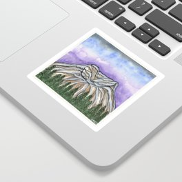 Mt. St. Helens Sticker