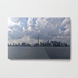 Ferry Tales - Toronto Metal Print