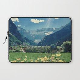 Lake Louise Dream Laptop Sleeve