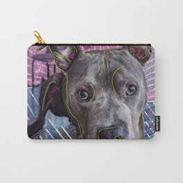 Portrait of a Derg Carry-All Pouch