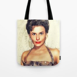 Lena Horne, Actress and Singer Tote Bag