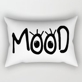 Mood #3 Rectangular Pillow