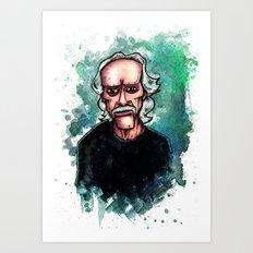 John Carpenter Art Print