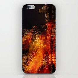HAPPY BIRTHDAY, USA iPhone Skin