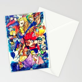 LEGENDARY PEOPLE Stationery Cards