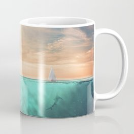 The Real Mont Saint Michel Coffee Mug