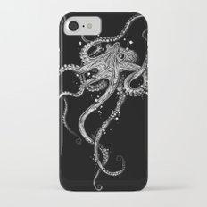 Octopus (black) Slim Case iPhone 7