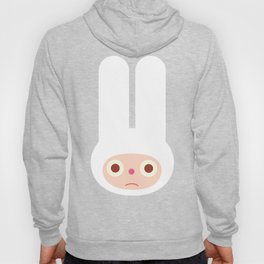Vacant stare hare Hoody