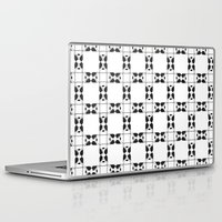 terrier Laptop & iPad Skins featuring Terrier by Janae Hall