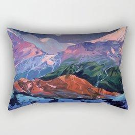 Altitude Rectangular Pillow
