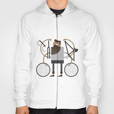 Back to Fixie Business Hoody