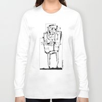 fifth element Long Sleeve T-shirts featuring The Fifth by 5wingerone