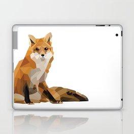 Geometric Fox Laptop & iPad Skin