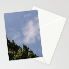 Two Levels of Earth Stationery Cards
