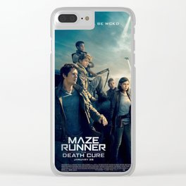 The Maze Runner Clear iPhone Case