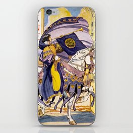 Woman suffrage procession March 3, 1913 iPhone Skin