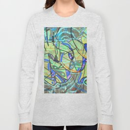 Exciting world Long Sleeve T-shirt