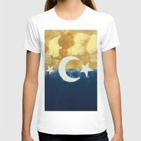 moonrise T-shirts featuring Moonrise by Abby Snyder