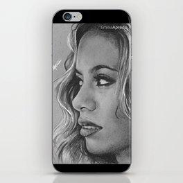 Dinah Jane Hansen Drawing iPhone Skin