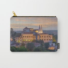 Sintra Royal Palace. Lisbon, Portugal Carry-All Pouch