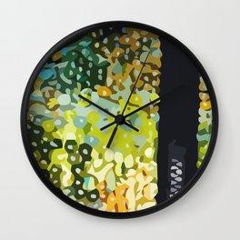 Cosmo #8 Wall Clock