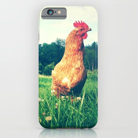 The Life of a Chicken iPhone & iPod Case