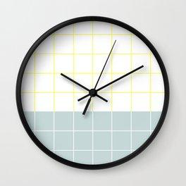 #f9ff4f Wall Clock