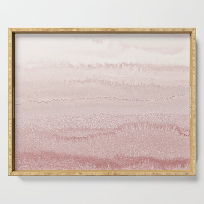WITHIN THE TIDES - BALLERINA BLUSH Serving Tray