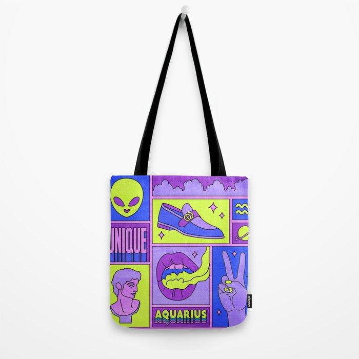 Aquarius Tote Bag