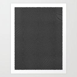 Lines 29J Art Print