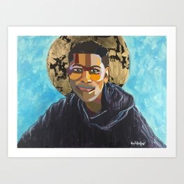 The Tribute Series-Tamir Rice Art Print