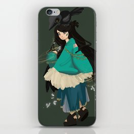 Kleptowitch iPhone Skin