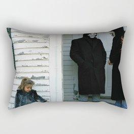 Brand New - The Devil And God Are Raging Inside Me Rectangular Pillow