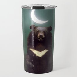my light in the darkness Travel Mug
