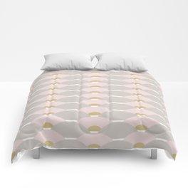 Blush Gills Comforters