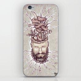 Wicked Mind iPhone Skin