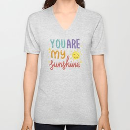 The Sunshine Love Unisex V-Neck