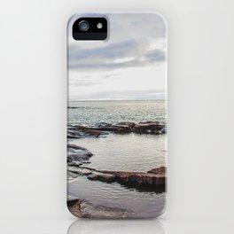 Artist Point Trail, Grand Marais, Minnesota 2 iPhone Case