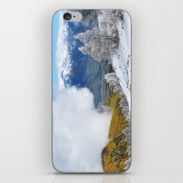 The Gift Of Nature iPhone Skin