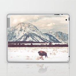 Bison & Tetons Laptop & iPad Skin