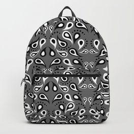 PAISLEY PATTERN Backpack