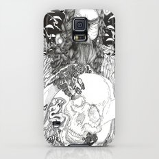 Steampunk Origin of Man Slim Case Galaxy S5