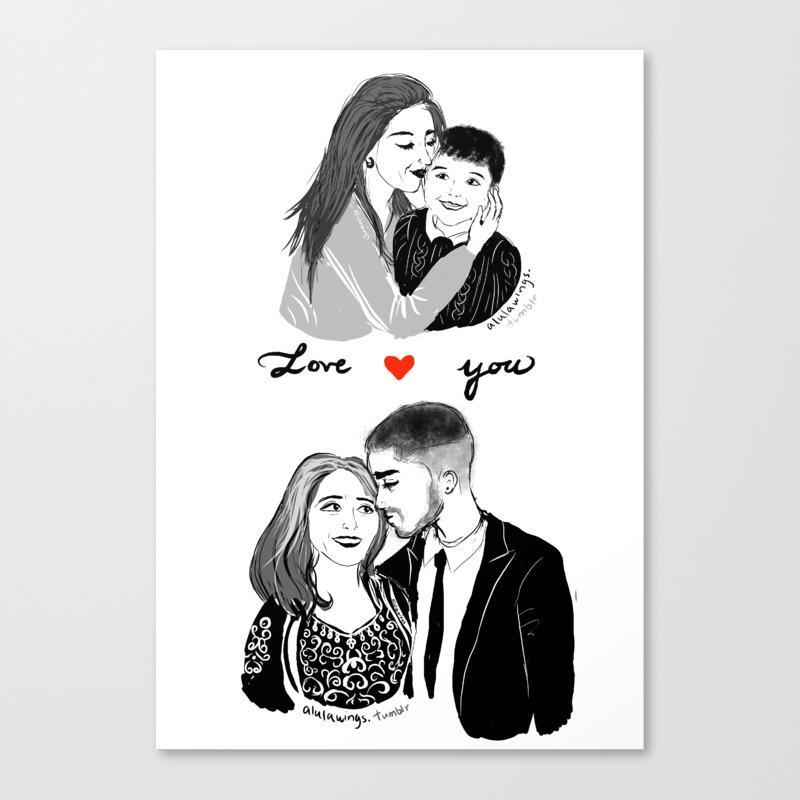 Mamas Boy Print