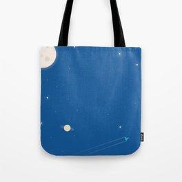 Rocket #2 Tote Bag