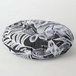 Ze Jungle  Floor Pillow