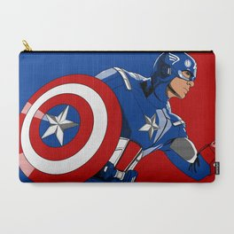 Captain 'merica Carry-All Pouch