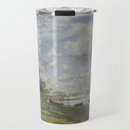 Bassin - Claude Monet Travel Mug