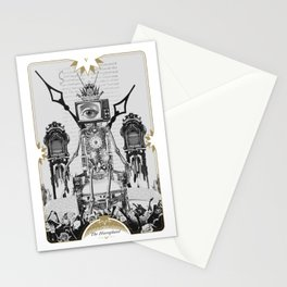 V. The Hierophant Stationery Cards