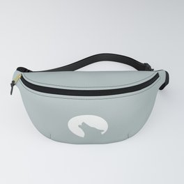 #wolf Fanny Pack