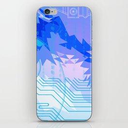 Cyber iPhone Skin